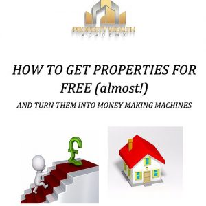 How to obtain property for free (almost) Ebook