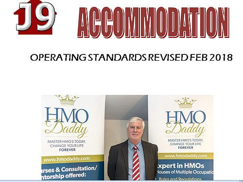 Operating Standards for HMOs